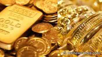 Gold Price Today, 4 August 2021: Gold cheaper by Rs 8300 from record levels, right time to invest?