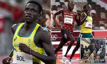 Australia's Peter Bol comes agonisingly close to completing Olympic fairy-tale in 800m final Tokyo