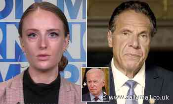 Andrew Cuomo accuser Charlotte Bennett says he 'clearly doesn't live in reality'