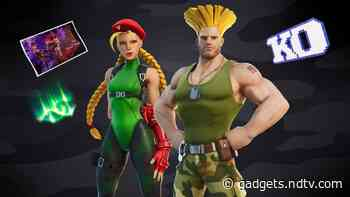 Fortnite Is Getting Two New Street Fighter Skins — Guile and Cammy on August 7