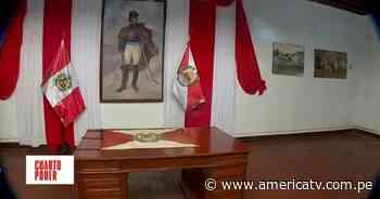 La bandera de San Martín y su historia en Huaura - América Televisión