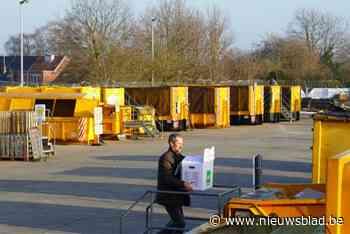 Ivago-containerpark Proeftuinstraat toe nadat onkruidverbranding grondig fout loopt