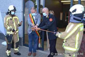 Brandweerpost Wondelgem verhuist tijdelijk naar voormalig tuincentrum in Evergem, nieuwe kazerne moet in 2025 klaar zijn