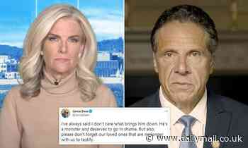 Janice Dean lays into 'monster' Andrew Cuomo and urges for impeachment over report's sex-pest claims