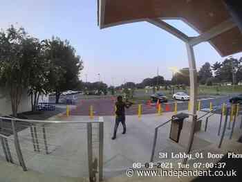 Police body cam reveals Nashville shooting where gunman injured three people