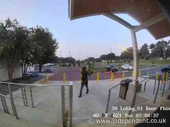Body cam footage shows police confronting Nashville Smile Direct shooter who left three injured