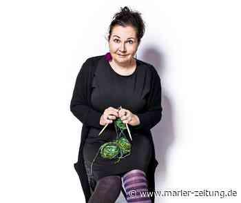"""Kabarett mit Sabine Bode: """"Alter, was willst du von mir?"""" - Marler Zeitung"""