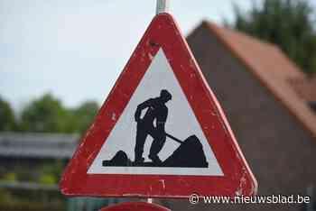 Leuvensesteenweg heel weekend afgesloten