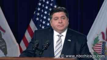 Illinois Coronavirus Updates: Gov. Pritzker to Give COVID Update - NBC Chicago