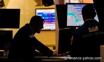 Stock market news live updates: Stocks decline after weak jobs data offsets strong earnings - Yahoo Finance