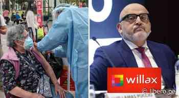 Culpan a Willax y Beto Ortiz porque peruanos rechazan aplicarse vacuna Sinopharm - Libero.pe