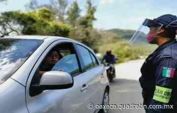 Por Covid, la gente pidió confinarse en Tlaxiaco: Gaudencio Ortiz - Quadratín Oaxaca