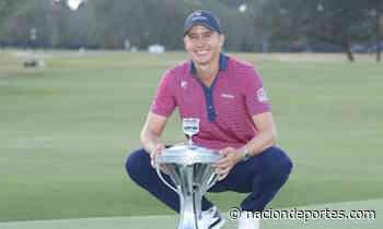 Carlos Ortiz: el mexicano que está por ganar la primera medalla en golf - Nación Deportes