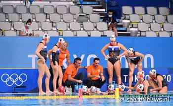 Balen in het waterpolobad: Nederland verliest kwartfinale van Hongarije en is uitgeschakeld | Sportnieuws - Sportnieuws.nl