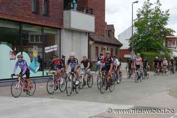 Drie zondagen fietsen telkens in een andere gemeente