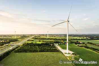 Windturbine wacht op unieke hoogspanningscel uit Duitsland