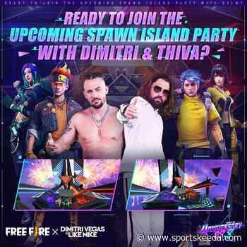 DJ duo Dimitri Vegas & Like Mike headlines Garena Free Fire's 4th year anniversary celebrations - Sportskeeda