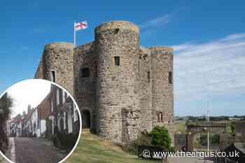 Sussex town in among top ten prettiest in the country