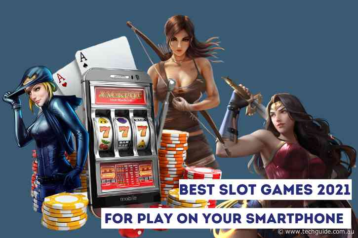Top 13 Slot Games to Play on Your Smartphone: Best Android Games for Australian Players