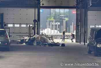 Nog een illegale sigarettenfabriek opgerold, per toeval vlak voor grote douane-operatie