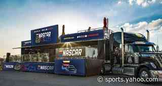 Allied Esports, NASCAR announce gaming truck event tour