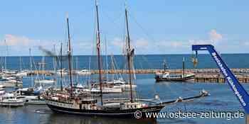 Zwischenstopp in Kühlungsborn vorm Start der Hanse Sail in Rostock – OZ - Ostsee Zeitung