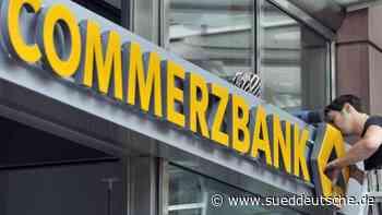 Commerzbank: Mehr Baukredite und Wertpapiergeschäft - Süddeutsche Zeitung