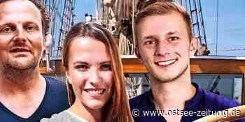 Hansesail startet in Rostock: OZ-Reporter berichten Live vor Ort - Ostsee Zeitung