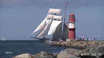 Hanse Sail in Rostock findet wieder statt - NDR.de