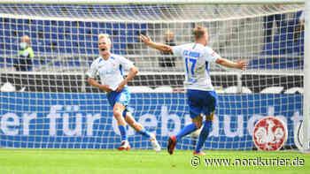 Schwesig will Impfungen bei Heimspielen von Hansa Rostock - Nordkurier