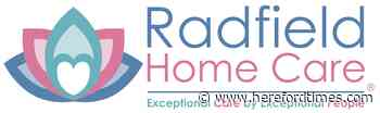 Meet the sponsor - Radfield Home Care, sponsors of the Domiciliary Care Worker award
