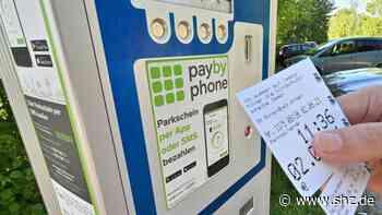 Guten Morgen, Rendsburg!: Parksünder überweist sofort – doch die Stadt fordert eine zweite Zahlung | shz.de - shz.de