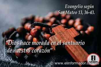 Mujer, qué grande es tu fe Evangelio según San Mateo 15, 21-28. - El Informador - Santa Marta