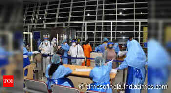 With no rapid RT-PCR, Mangaluru International Airport  will not have flights to Dubai