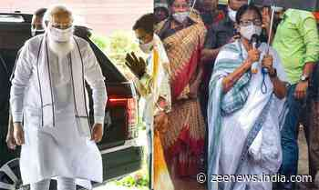 After assuring `all possible support` to Mamata Banerjee, PM Narendra Modi announces ex-gratia for Bengal flood victims
