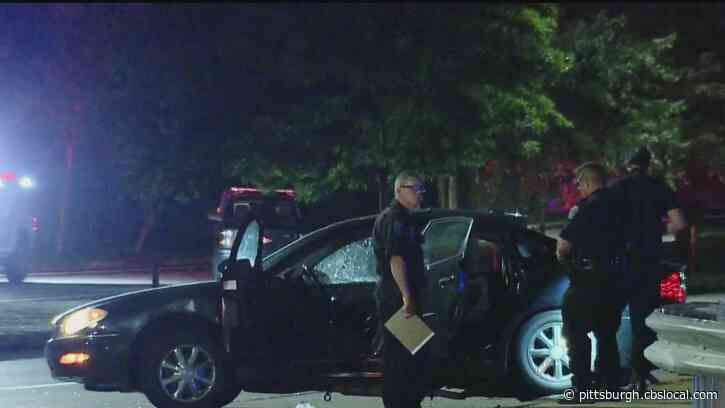 19-Year-Old Woman Critically Injured In Hit-And-Run Crash