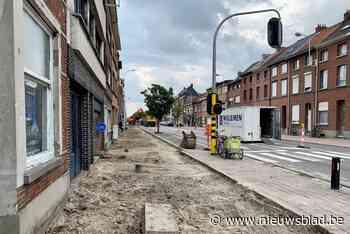 Pittige periode van werken breekt aan in buurt van Leuvensesteenweg