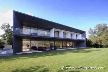 Le lastre di Casalgrande Padana rivestono Villa Geneva / Studio JM Architecture - Seven Press