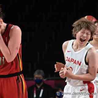 Belgian Cats verliezen in kwartfinale met één punt van Japan: 'We zijn niet sluw genoeg'