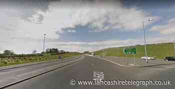 Police close major Lancashire roads following two separate crashes