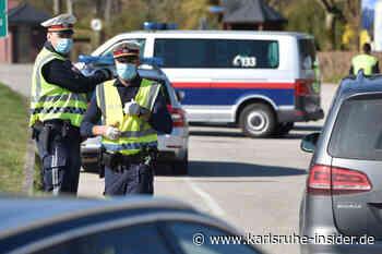 Großkontrollen auf der A5 bei Karlsruhe - Autos werden rausgezogen! - Karlsruhe Insider