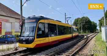 Hardtbahn reaktiviert: Erste Schritte für neue Stadtbahnlinie in Karlsruhe - BNN - Badische Neueste Nachrichten