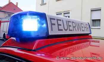 Ein Verletzter bei Dachgeschossbrand in Karlsruhe-Neureut - die neue welle