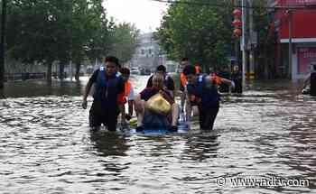 Flood-Prone Populations Up Nearly 25% Worldwide Since 2000: Study - NDTV