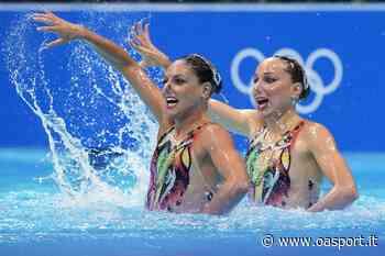 LIVE Nuoto artistico, Olimpiadi Tokyo in DIRETTA: sesto posto finale per l'Italia, oro per il Roc! - OA Sport