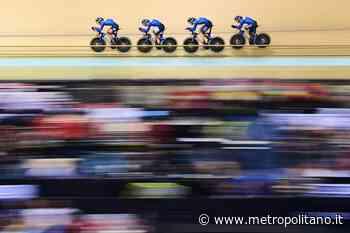Olimpiadi: arriva dall'inseguimento su pista il sesto oro italiano - Metropolitano.it