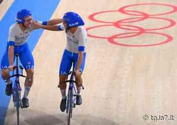 Il sesto oro arriva dal ciclismo. Deludono volley e pallanuoto - TG La7