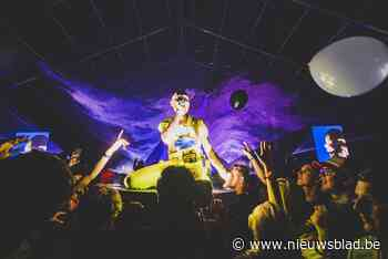 The Subs & Dave Clarke op Ampere Open Air