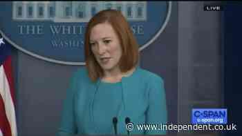 Jen Psaki delivers 'epic response' to Fox News reporter Peter Doocy