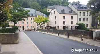 Luxembourg : au secours du pont de la rue Munster - Le Quotidien.lu